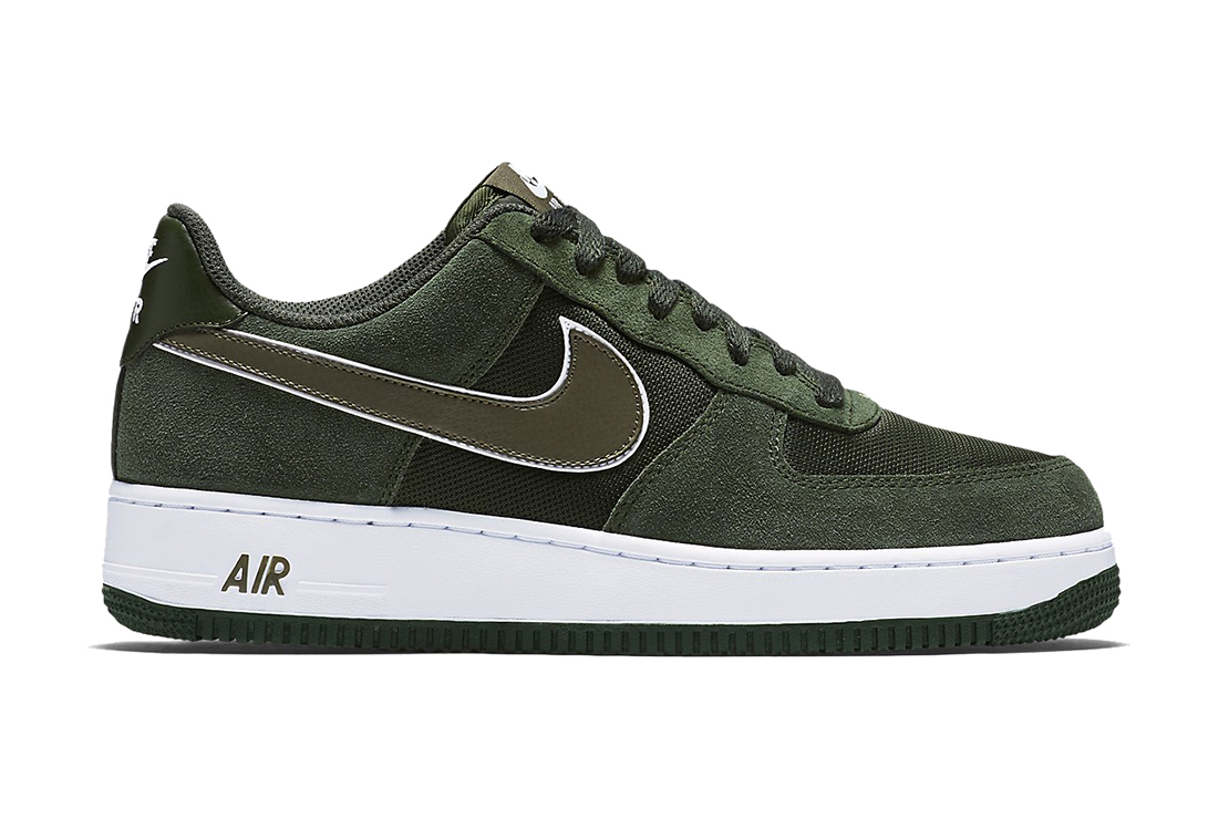 "Nike Air Force 1 Low ""Hunter Green"""