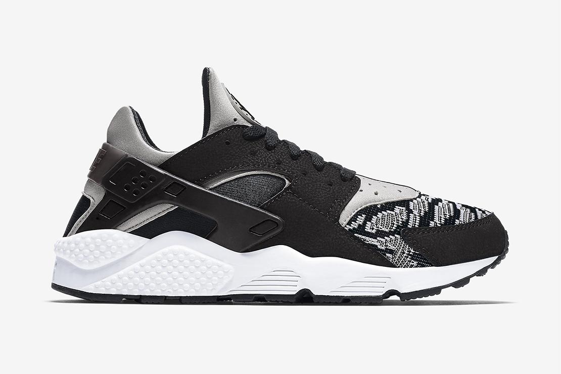 Nike Air Huarache Run PA Black/White