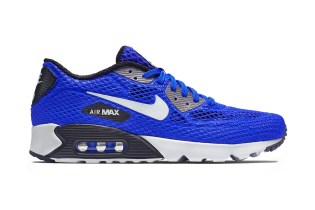 Nike Air Max 90 Ultra Breeze Plus QS Racer Blue/Dar Grey/Black/White