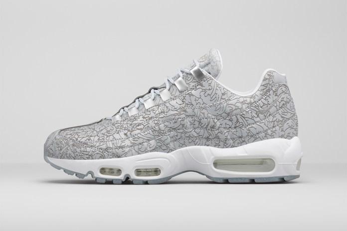 """Nike Air Max 95 """"Platinum"""" Pack"""