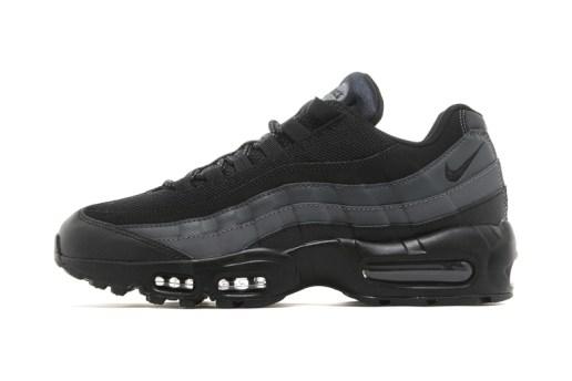 """Nike Air Max 95 """"Stealth"""""""