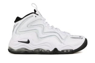 Nike Air Pippen 1 Retro White/Black