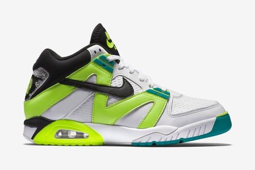 "Nike Air Tech Challenge III ""Radiant Emerald"""
