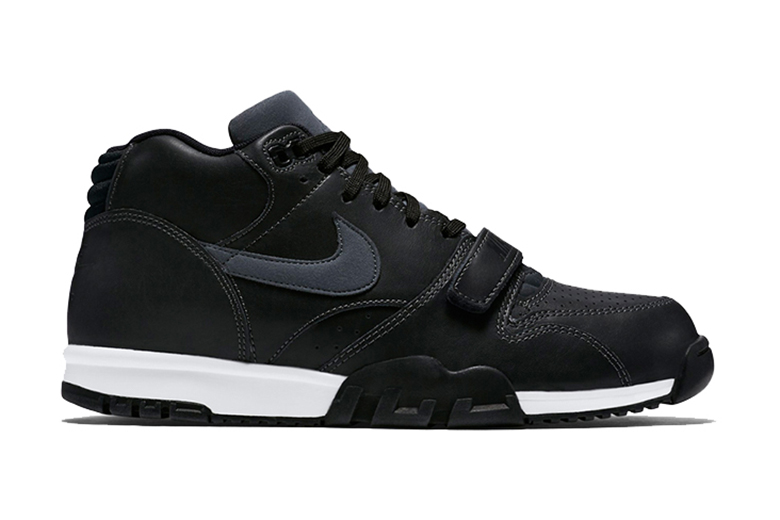 """Nike Air Trainer 1 """"Black Leather"""""""