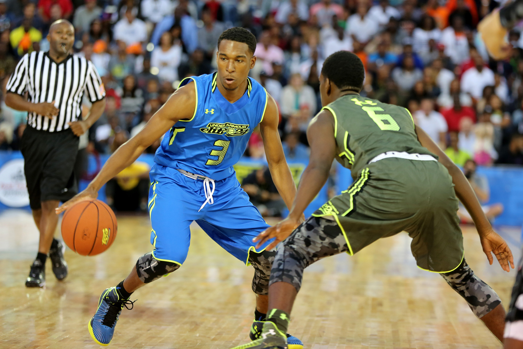 Nike and Under Armour Battle for Top High School Prospects