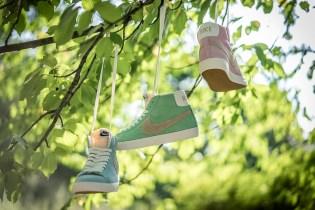 "Nike Blazer Mid Premium Vintage ""Ice Cream"" Pack"
