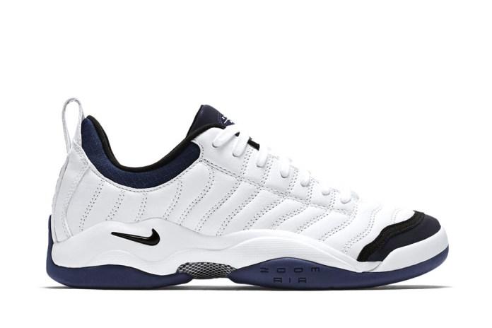 Nike Air Oscillate QS White/Black-Midnight