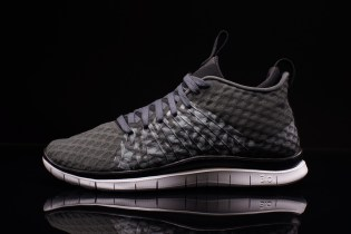 Nike Free Hypervenom 2 FC Anthracite/Black-Cool Grey
