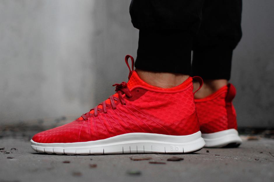 """Nike Free Hypervenom 2 """"Gym Red"""""""