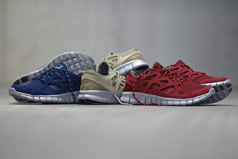 "Nike Free Run 2.0 ""Suede"" Pack"