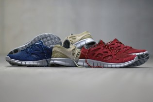 "Nike Free Run 2.0 ""Suede"" Pack"