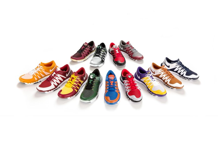 """Nike Free Trainer 5.0 """"Week Zero"""" Collection"""