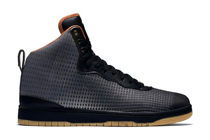 Nike KD VIII NSW Lifestyle Black/Tuscan Rust-Metallic Gold