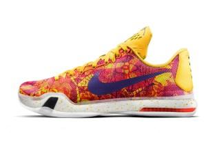 """Nike Kobe X iD """"Sgt. Mamba"""""""
