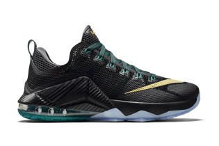 "Nike LeBron 12 Low ""SVSM"""
