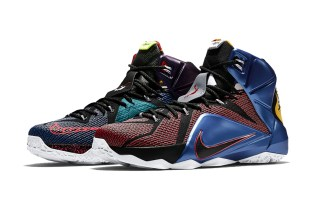 "Nike LeBron 12 ""What The"""