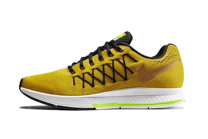 "Nike ""Modern Gold Rush"" Running Pack"