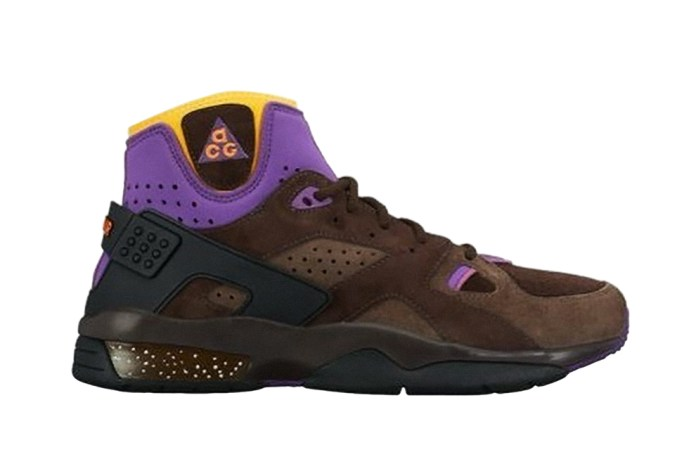 Nike Rumored to Bring Back Another ACG Air Mowabb Colorway