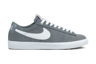 "Nike SB Blazer Low GT ""Cool Grey"""