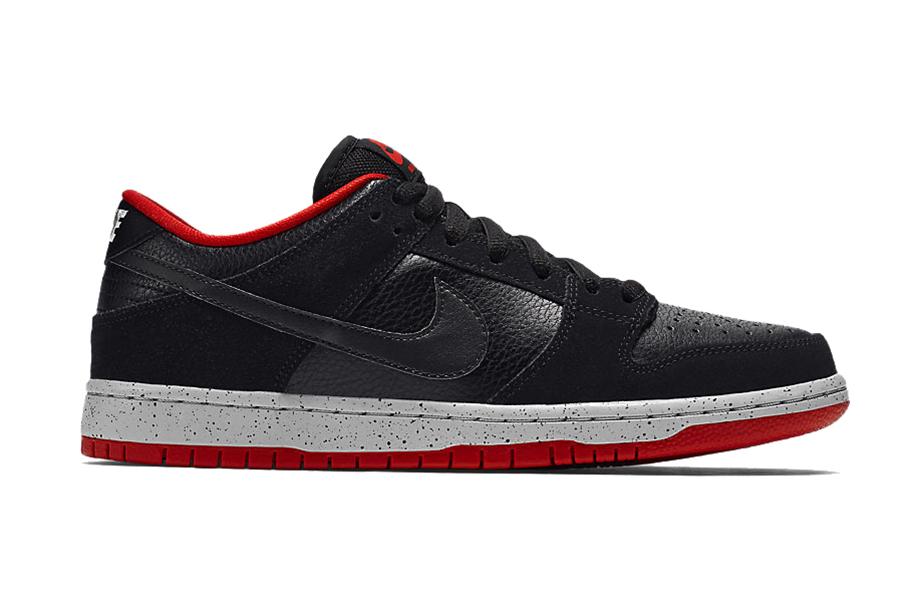 "Nike SB Dunk Low Pro ""Black/Cement"""