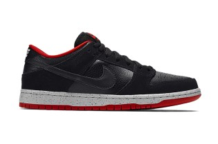 "Nike SB Dunk Low Pro ""Black/Cement"""