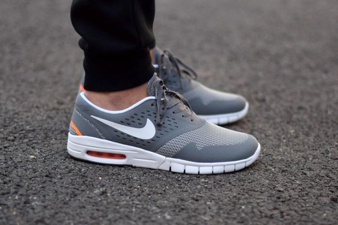 """Nike SB Eric Koston 2 Max """"Cool Grey"""""""