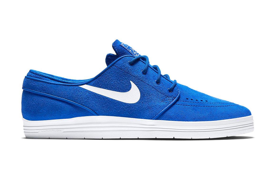 "Nike SB Lunar Janoski ""Game Royal"""
