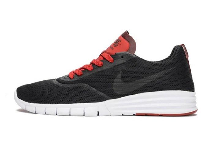 "Nike SB Paul Rodriguez 9 R/R ""Black/Red"""