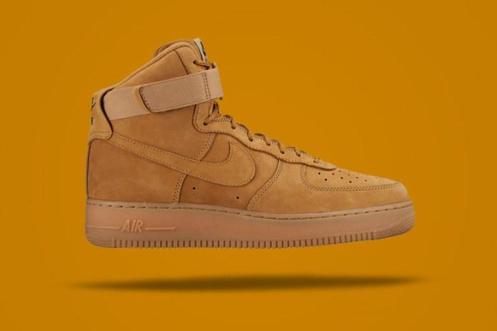 "Nike Sportswear 2015 ""Wheat"" Pack"