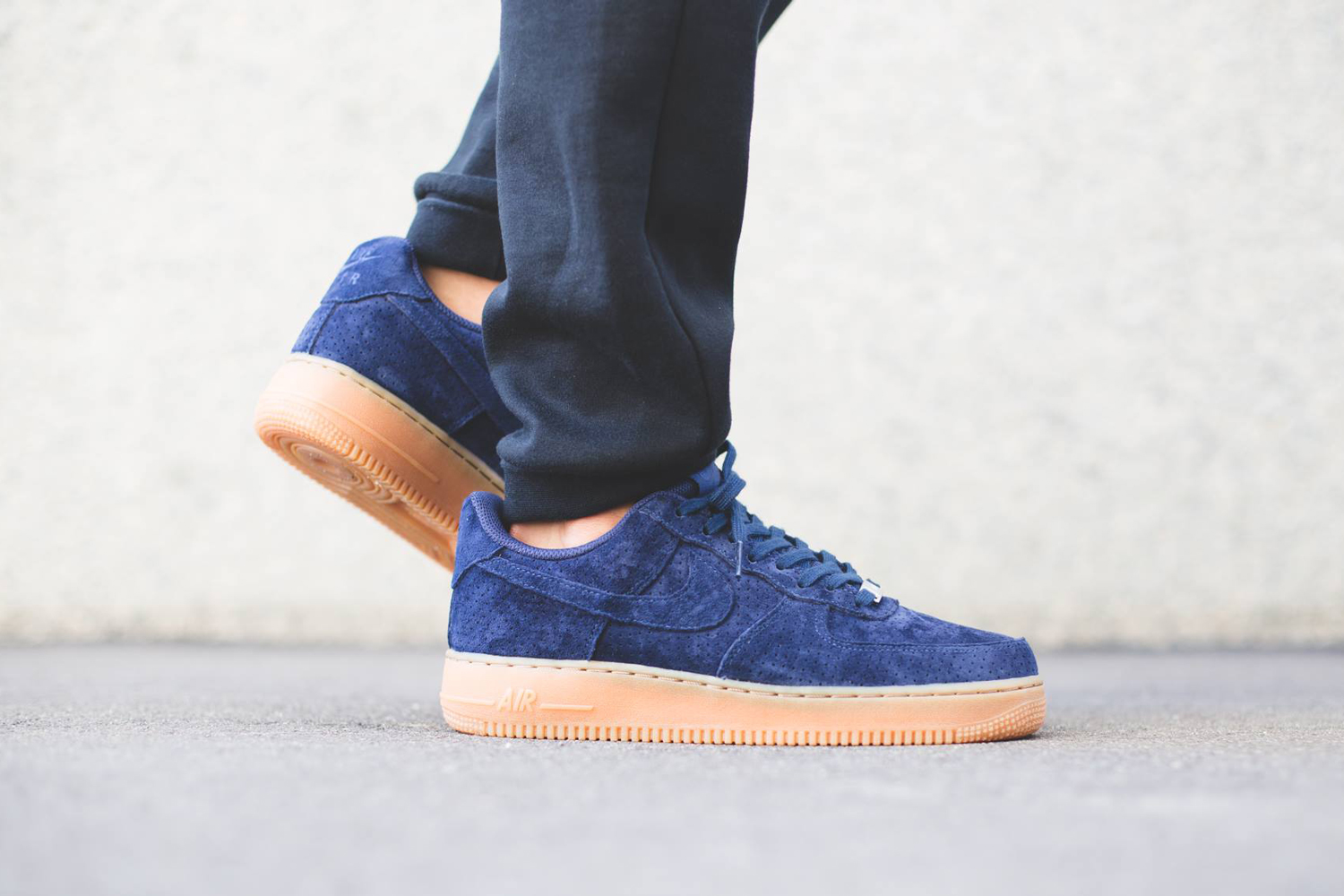 """Nike WMNS Air Force 1 Low """"Midnight Navy"""""""