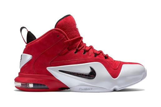 "Nike Zoom Penny VI Premium ""University Red"""