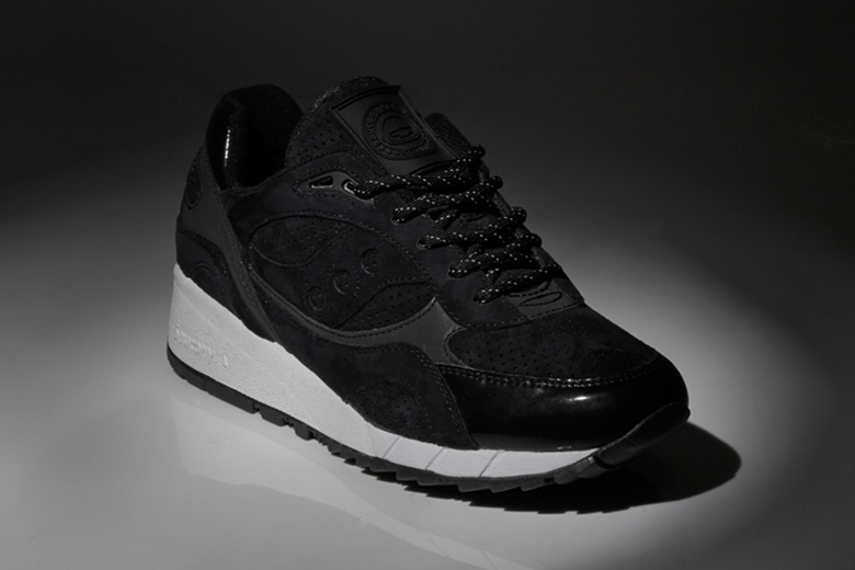 "Offspring x Saucony Shadow 6000 ""Stealth"""