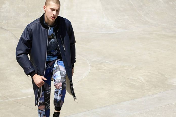 "Opening Ceremony 2015 Fall/Winter ""Contact/Space"" Lookbook"