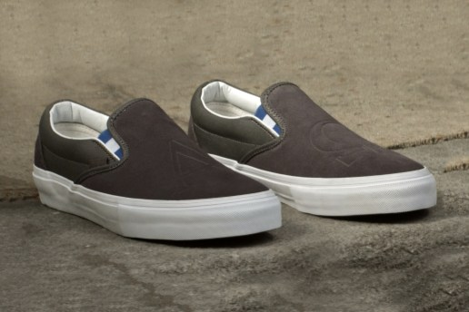 "OTH x Vans Slip-On LX ""AΩ"" Teaser Video"