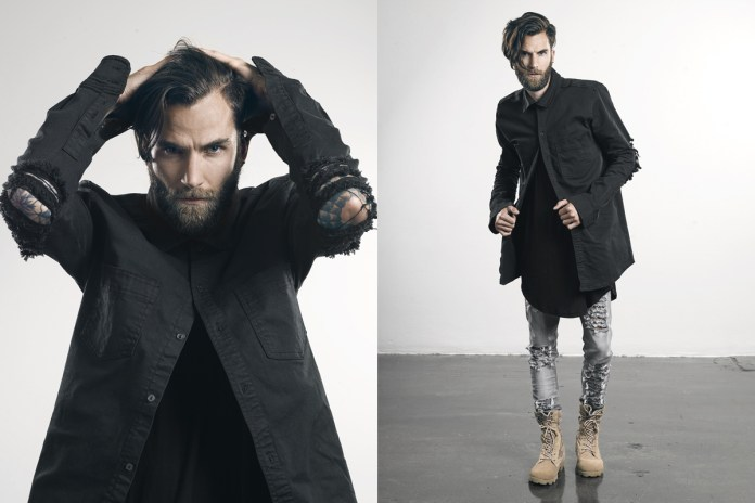 """OTHER UK 2015 Fall/Winter """"The Resistance Part 2"""" Lookbook"""