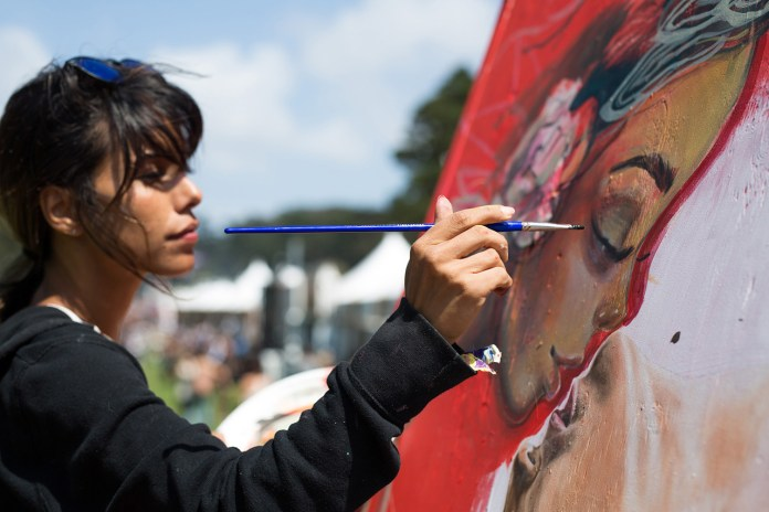 Outside Lands Festival Live Artwork Recap