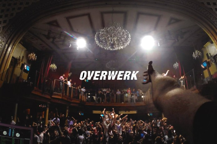 "OVERWERK's ""Create"" Music Video Uses GoPro Cameras to Capture His International Tour"