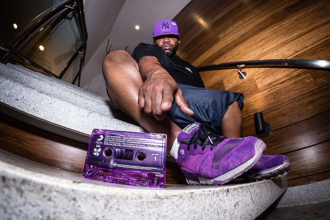 "Packer Shoes x Raekwon x Diadora N.9000 ""Purple Tape"" Lookbook"