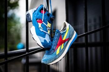 "Packer Shoes x Reebok Instapump Fury ""Aztec"""