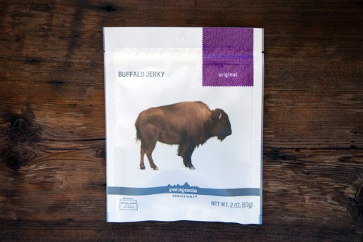 Patagonia x Wild Idea Co. Buffalo Jerky