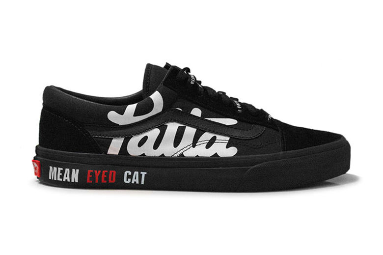 "Patta x BEAMS x Vans Old Skool ""Mean Eyed Cat"""