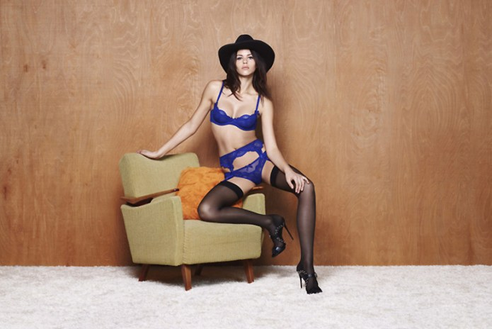 Penelope Cruz Presents Retro Cowgirl Lookbook for L'Agent