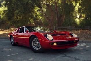 Petrolicious Examines the Stunning Lamborghini Miura P400 S