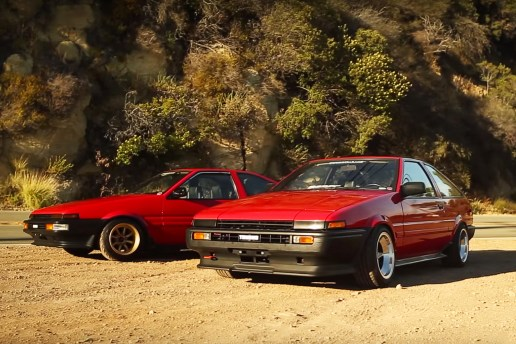 Meet the Man With a Collection of Pristine Toyota Corolla GT-S AE86s