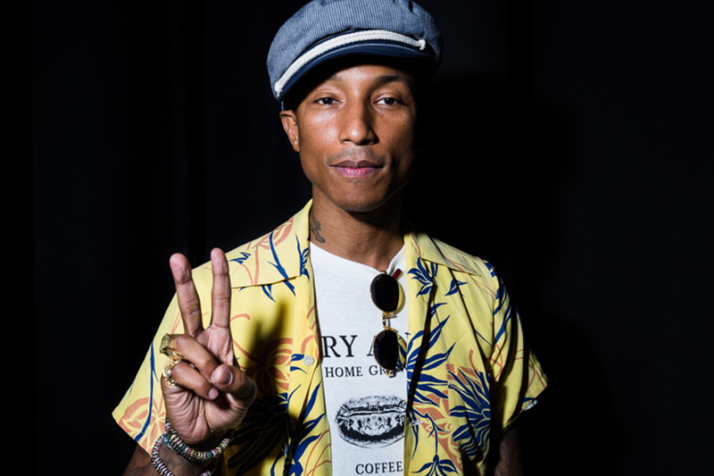 Pharrell Launches #MyFreedom Social Media Campaign to Help Create New Music Video