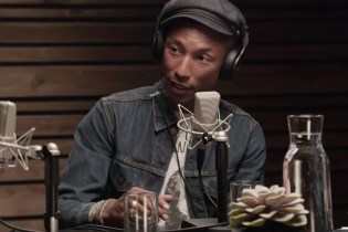 Pharrell Williams Discusses Meeting Michael Jackson With Tyler, The Creator