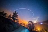Photographer Captures Beautiful Photographs of the Ravaging Californian Wildfires