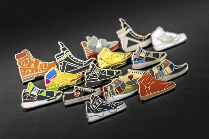 PINTRILL Sneaker Collection Delivery 1