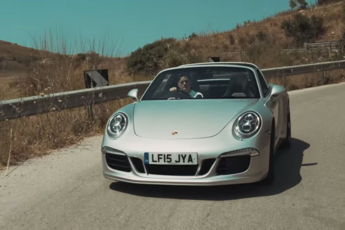 Porsche 2015 911 Targa 4S Mayfair Edition