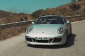 Porsche 2015 911 Targa 4S Mayfair Edition